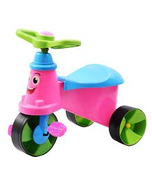 Mothertouch Combi Trike Tricycle - Pink