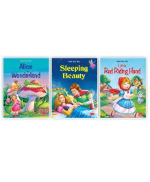 Fairy Tales Series Story Books Set of 3 Books - English
