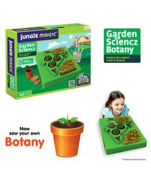 Jungle Magic Garden Sciencz Kit - Multicolour