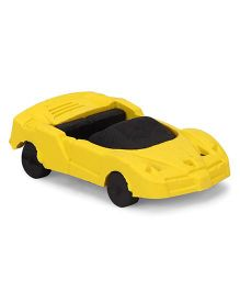 Doms Sports Car Shaped Eraser (Color & Design May Vary)