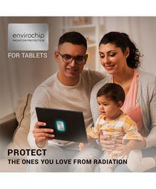 Envirochip Radiation Protector Chip for Tabblet And PC Monitor - Silver
