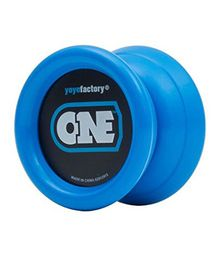 YoYo Factory Yo-Yo With Extra String - Blue