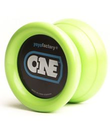 YoYo Factory Yo-Yo With Extra String - Green