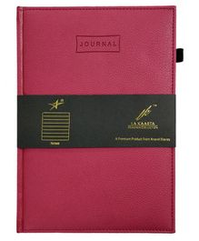 La Kaarta A5 Size Journal Fuchsia - 224 Pages