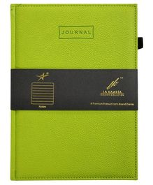 La Kaarta A5 Size Journal Green - 224 Pages