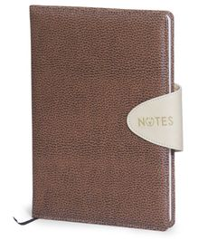 La Kaarta Smart Flap B5 Notebook With Foam Padding - 224 Pages
