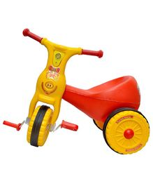 Toyshine Ducky Musical Tricycle - Red