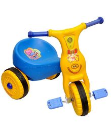 Toyshine Ducky Musical Tricycle - Blue