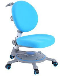 Kidomate Ergonomic Study Chairs - Blue