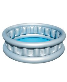Bestway Inflatable Space Ship Pool - Silver