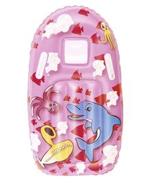 Bestway Animated Surf Rider Float - Pink