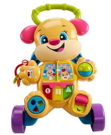 Fisher Price Learn With Sis Walker - Multicolor