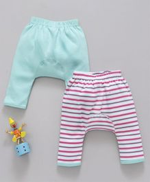 Magic Years Girls Pink Pants With Heart Print Size 6 Months Baby & Toddler Clothing