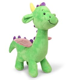 Starwalk Cute Dinosaur Plush Soft Toy Multicolor - Height 32 cm