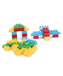 Fisher Price Mega Bloks Building Set 40 Pieces (Color May Vary)