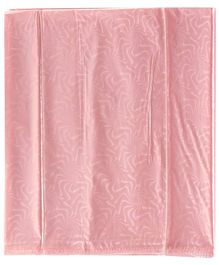 Tinycare Bed Protector Sheet Extra Large - Pink