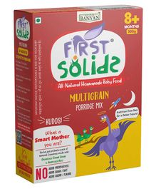 First Solids Organic Multigrain Sathumaavu - 300 gm