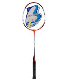 Elan Badminton Racket With Bag Cover - Orange