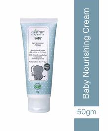 Azafran Baby Nourishing Cream - 50 gm