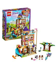 Lego Friends Friendship House Building Set Multicolor - 722 Pieces