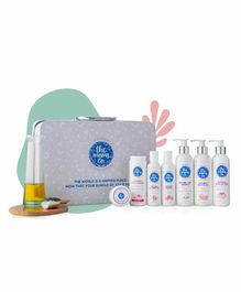 The Moms Co Suitcase Gift Box Care Kit - Pack of 7