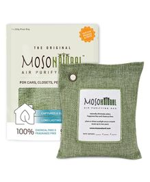 Moso Natural Air Purifying Bag Pack of 4 - Covers Up to 90 Square Feet