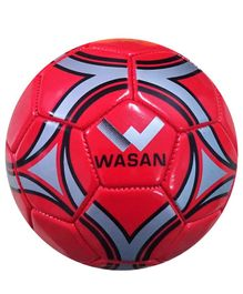 Wasan Mini Football Size 1- Red