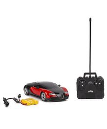 Mitashi Dash Street Masters 6 DS Remote Control Model Car - Red