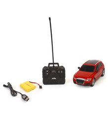 Mitashi Dash Street Masters 4 DS Remote Control Model Car - Red