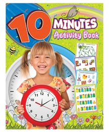 10 Minutes Activity Book - English