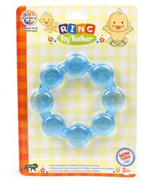 Ratnas Ring Toy Teether (Color May Vary)