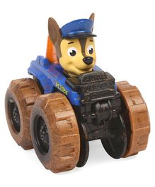Paw Patrol Monster Truck - Blue & Brown