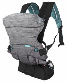 Infantino 4 Way Go Forward Evolved Ergonomic Baby Carrier - Teal