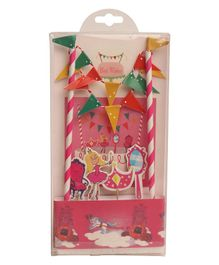 B Vishal Cake Decorator Set - Pink (Design May Vary)
