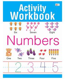 Numbers Activity Workbook - English