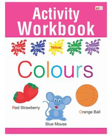 Colors Activity Workbook - English