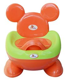 Sunbaby Potty Chair - Orange