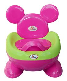 Sunbaby Potty Chair - Dark Pink