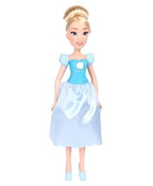Disney Princess Cinderella Fashion Doll Blue - Height 27.5 cm