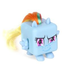 My Little Pony Fidget Its Rainbow Dash Cube Blue - Height 5 cm