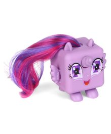 My Little Pony Fidget Its Twilight Sparkle Cube Purple - Height 5 cm