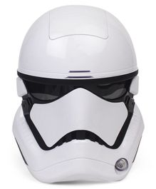 Star Wars First Order Storm Trooper - White