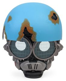 Transformers Saturn Voice Changer Mask - Blue