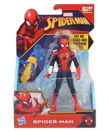 Marvel Spiderman Action Figure Red & Blue - Height 13 cm