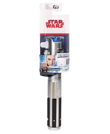 Star Wars Luke Skywalker Lightsaber Silver & Black - Height 78 cm