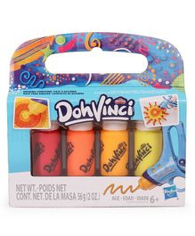Play Doh Shades Pack of 4 - 56 gm each