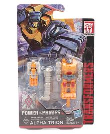 Transformers Prime Master Landmine Yellow - Height 5 cm