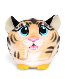 FurReal Tiger Battery Operated Soft Toy Orange Black - 9.5 cm