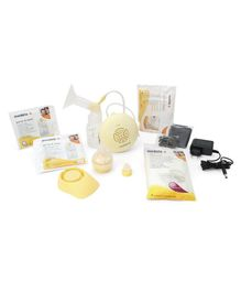 Medela Swing Essentials Kit - Yellow