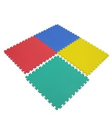 Yoto EVA Interlocking Play Mat 12 mm Thickness - Set of 4 Tiles